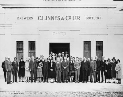 C L Innes Ltd Brewery