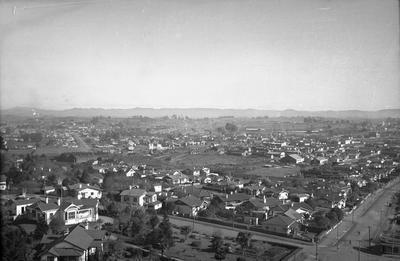 View of Hamilton Central