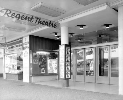 Regent Theatre entrance