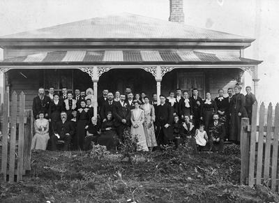 Shaw family wedding - Tauwhare
