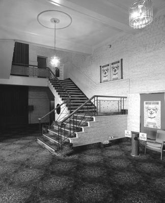 Inside the Regent Theatre