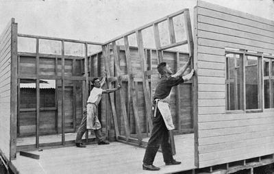 Ellis & Burnand Ready to erect cottage