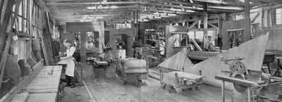 Ellis & Burnand Factory, Hamilton