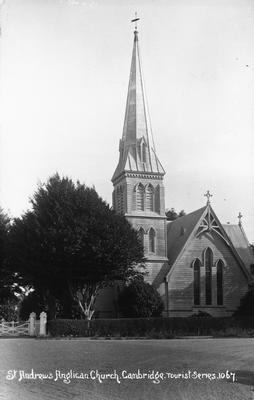 St. Andrews Anglican Church, Cambridge