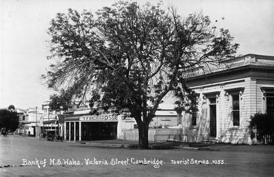 Bank NSW Victoria Street, Cambridge