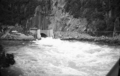 Maraetai Dam
