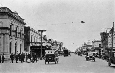 Victoria Street looking North - Hamilton