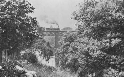 Railway Bridge - Hamilton