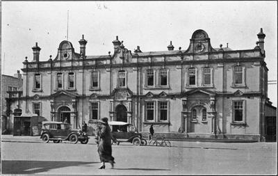 Chief Post Office, Victoria Street - Hamilton