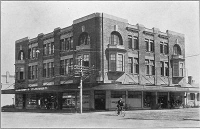 NZCDC offices Victoria Street - Hamilton