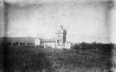 House and tower - Matamata Estate