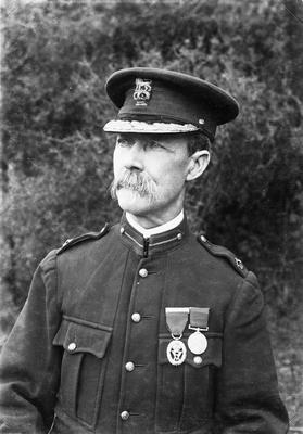 Major Reid