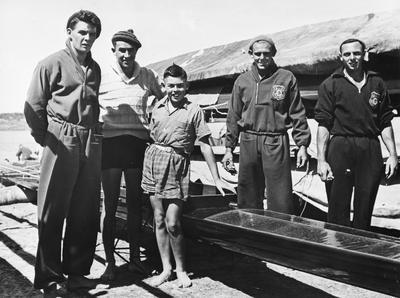 Mercer Rowing Team