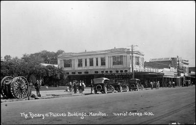Government Buildings, Knox Street, Hamilton