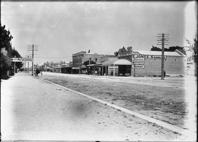 Edward Jones, Saddler, later Tudor Arcade, Acme Coach factory, Elswick Chambers, 'The Don', Waikato Motor Garage