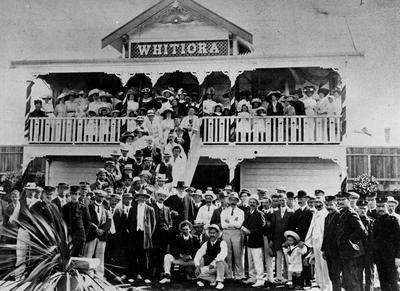 Whitiora Bowling Club