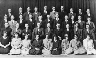 Hamilton Borough Council staff