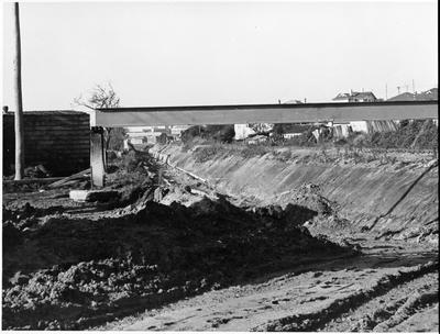 Lowering Railway line
