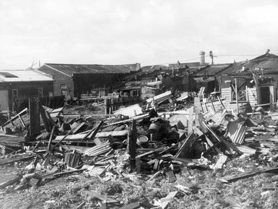 Frankton tornado