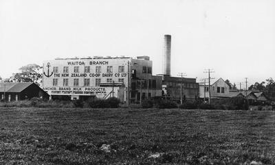 Waitoa factory