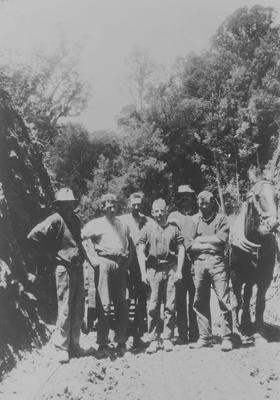 Ellis & Burnand workers
