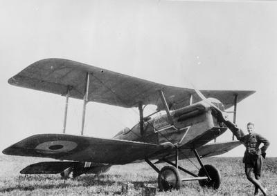 World War 1 - R.F.C. - SE 5A / Armstrong Whitworth