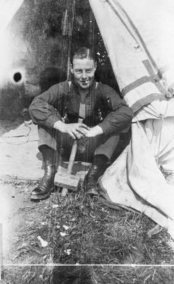 World War 1 - R.F.C. - H Graham