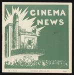 Cinema News vol.2 no.16