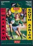 Waikato v South Africa