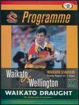 Waikato vs Wellington