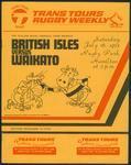 British Isles v Waikato