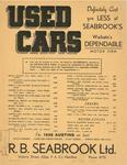 Seabrook's Used Cars