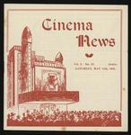 Cinema News, May 11th 1935