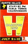 North Island Open Table Tennis Championships