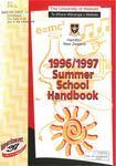 1996/1997 Summer School Handbook