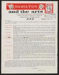 Hamilton and the arts