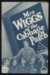 Mrs Wiggs of the Cabbage Patch