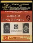Waikato v King Country