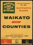 Waikato versus Counties