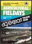 15th New Zealand National Agricultural Fieldays