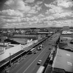A view along Victoria Street