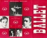 New Zealand Ballet 1962