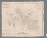 Bond's map of the boroughs of Hamilton and Frankton