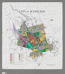 City of Hamilton district plan map