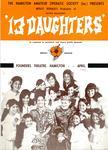 13 Daughters, 1968