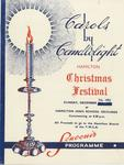 Carols by Candlelight, 1952