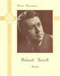Richard Farrell, 1952