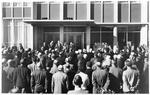The opening of the Hamilton City Council Municipal offices