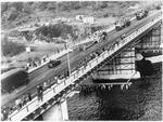 Cobham Bridge opening 1963