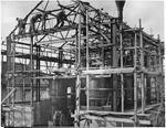 Gas plant construction